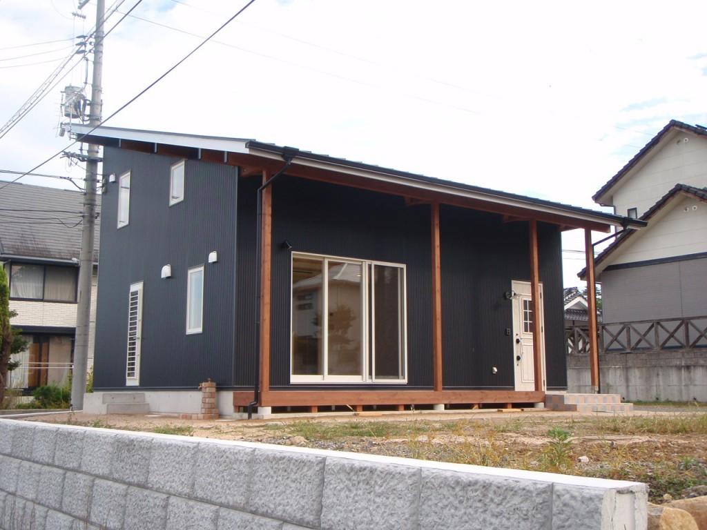 岡山県加賀郡 I邸