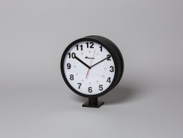 Double Face Wall Clock